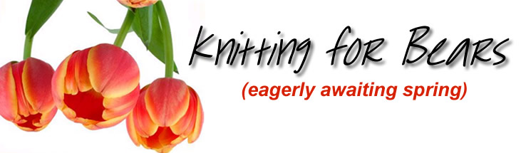 Knitting For Bears
